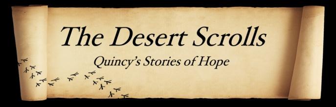 Desert Scrolls Article Idea